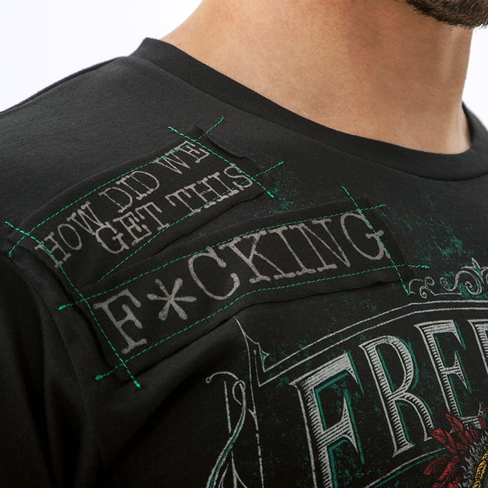 "SpareSkin. Брутальная одежда с принтами. - Товары - Mc Freedom, футболка из 100% хлопка пенье, вытравная печать, нашивки, декор ручной работы <a href=""https://spareskin.ru/wp-content/uploads/2019/04/новая_Мужская-футболка_размерная-сетка_.jpg""><img class=""alignnone size-medium wp-image-2306"" src=""https://spareskin.ru/wp-content/uploads/2019/04/новая_Мужская-футболка_размерная-сетка_-625x400.jpg"" alt="""" width=""625"" height=""400"" /></a>"
