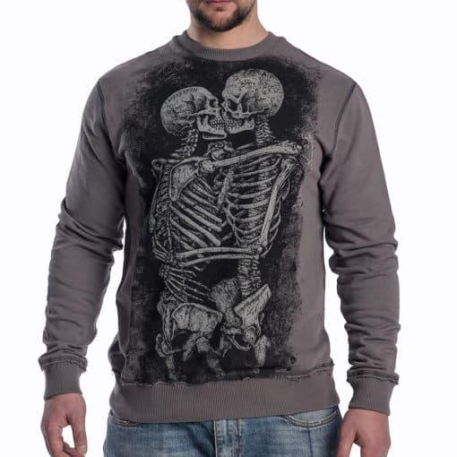 Одежда с черепом