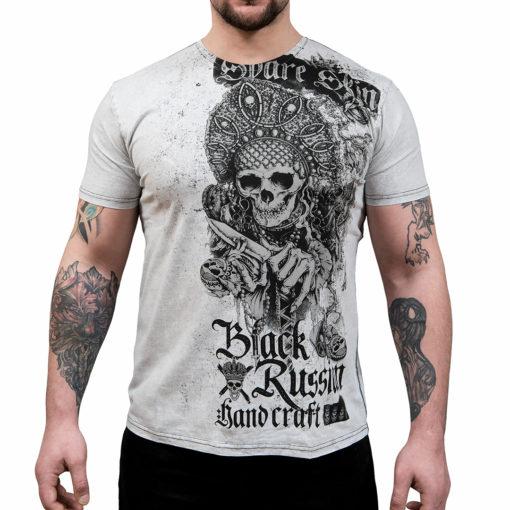 футболка с черепом
